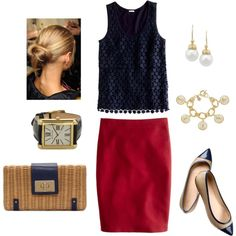 Classic and Cool - Polyvore