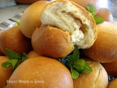Yummy Chicken Recipes, Greek Recipes, Cooking Time, Hot Dog Buns, Brunch, Food And Drink, Appetizers, Snacks, Ethnic Recipes