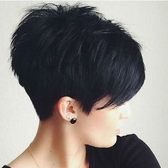 @mademoisellehenriette What a great #pixiecut HOW FAST TO 2500 DOUBLE TAPS