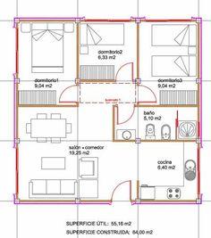 planos casas contenedores