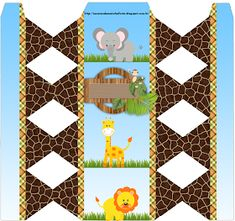 Montando minha festa: Safari Meninos Safari Party, Wild Ones, Baby Names, Minnie Mouse, Mandala, Kids Rugs, Baby Shower, Birthday, Digital Scrapbooking