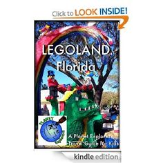 GREAT book if you're going to Lego Land! (And you ARE going, aren't you?)