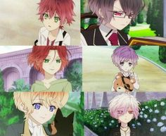362 Best Diabolik Lovers images in 2019 | Diabolik lovers, Anime