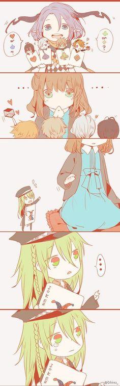 Amnesia Anime, Ikki Amnesia, Amnesia Shin, Anime Characters, Manga Anime, Art Anime, Anime Chibi, Animes Manga, Awesome Anime