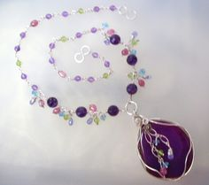 purple passion (Lima Beads Design Gallery)
