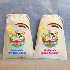 Noah's Ark Baby Shower Decorations and Party Favors - Baby Shower Ideas - Themes - Games