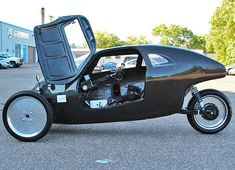 Raht Racer –  велосипед со скоростью автомобиля