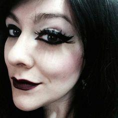 goth makeup by morgana graves (abigail von doll) https://m.youtube.com/channel/UCDbm-bPLy1eToI9uyXP8BYw
