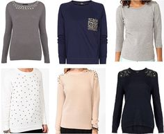 Embellished sweaters - I've been looking for one or thinking about doing my own