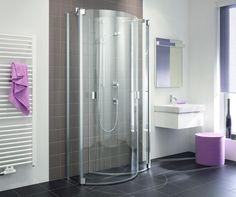 Zum Zusammenfalten: Große Dusche für kleine und behindertengerechte Bäder