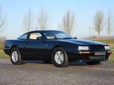 1991 Aston Martin Virage Coupe - Low Mileage Great Condition  Tags: #1991 #AstonMartin #Virage #Coupe #LowMileage