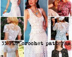 Instant Download PDF ebook crochet patterns. von Crochetpatterns2