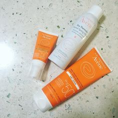 Off to do a Wine Walk in Stellenbosch this morning. Will be putting these Avéne products to the test!  @avene_sa