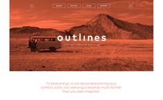 The best of web design and web design inspiration - updated regularly with new designs and web designers, and featuring the best Wordpress Themes. Browse designs in the CSS category. Design Web, Design Trends, Your Design, Design Color, Colour, Webdesign Inspiration, Web Inspiration, Stunning Photography, Make Color