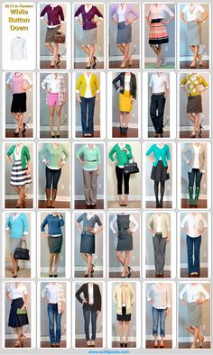 Outfit hacks - get the low down on finding fabulous outfit inspiration using Pinterest