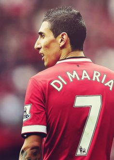 It is rumoured that Angel Di Maria has instructed his agent to find him a new club. He has so far been linked to PSG and FC Barcelona. Will MUFC want to keep their £60m summer signing or is it time for Di Maria to move on? Get your Man Utd football shirt while supplies last at http://www.soccerbox.com/manchester-united-football-shirts/ get 10% off using coupon MAR2015
