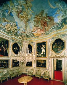 Case Museo in Italia. Galleria Nazionale di Palazzo Spinola - Genova (Genova)