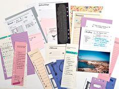 DIY - Filofax Personal Specials - PDF Download  von mydiary auf DaWanda.com