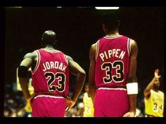 Bulls vs. Lakers - 1991 NBA Finals Game 5 (Bulls win first championship) - http://weheartlakers.com/lakers-videos/bulls-vs-lakers-1991-nba-finals-game-5-bulls-win-first-championship