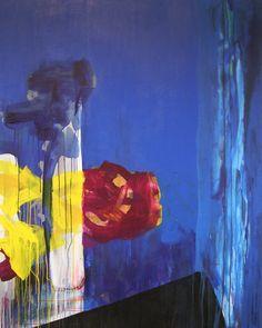 elisabeth gevreyacrylique, 146 x114 cm