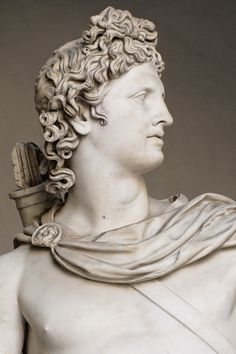 You can find a statue of Apollo at www.apollostatuary.com