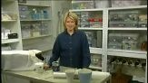 Martha Stewart discusses the best system for organizing and storing extra things in your home, such as holiday decorations, household suppli...