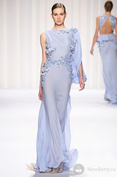Abed Mahfouz Haute Couture Spring-Summer 2013