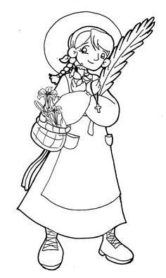 Fiesta: 6 de julio María nació el 16 de octubre de 1890, en Corinaldo, provincia de Ancona, Italia, en una familia muy pobre per...