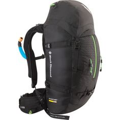 Black Diamond Anarchist Avalung Backpack - 2624-2746cu in