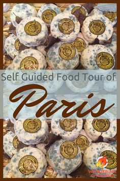 Explore the culinary delights of Paris France with this detailed self guided walking food tour of Paris. Learning about French cuisine and taste authentic croissants, pastries and explore food markets.