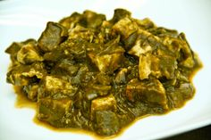 This recipe is my version of Palak Paneer, a traditional Indian dish containing spinach and Paneer (cheese) in a thick curry sauce based on pureed spinach and tomatoes. Instead of using Paneer, I use tofu because it's healthier and tastes good! I started blending cooked spinach and tomato into a smooth puree as a dish...Read More »