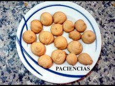 Galletas paciencias Beans, Vegetables, Fruit, Food, Cookies, Cooking, Patience, Merengue, Recipes