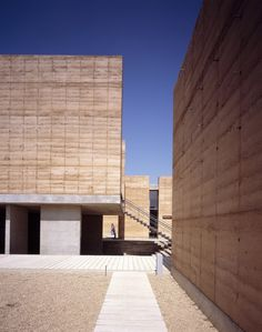 Taller de Arquitectura-Mauricio Rocha - School of Visual Arts of Oaxaca