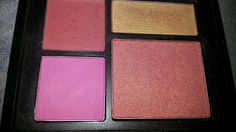 Beleza e etc..: Nars Kit Foreplay 3 Blush + Iluminador