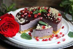 Happy vegan Valentine! Veganer Love-bird-cake