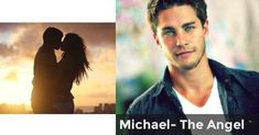 Michael- The Angel | Create a perfect immortal boyfriend