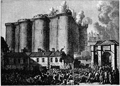 Two hundred and twenty-six years ago on 14th July 1789 the populace of Paris rose up against the State and besieged the Bastille. The prison fortress - long regarded as a symbol of monarchist oppression - was stormed by an increasingly bloodthirsty crowd, whose chief aim was to gain access to the weapons that they believed were stored there. The Governor of the fortress, the Marquis de Launay, surrendered and was summarily beheaded; his head jammed onto a pike and carried into the streets.