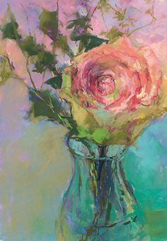 Glow by Julie Skoda Pastel ~ 14 x 11