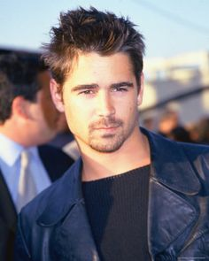 Profil : Colin Farrell, Sekampung Kata - A Lot of Stuff here. Famous Men, Famous Faces, Colin Farrell Haircut, Haircut Images, Star Wars, Best Actor, Gorgeous Men, Pretty People, Beautiful People