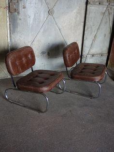 Vintage design fauteuils, jrn '70