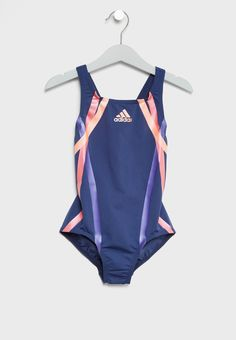 465bbe29cf700 Shop adidas navy Kids Tapped Swimsuit BR5738 for Kids in Saudi -  AD476AT98AZH