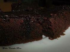 Minha Casinha Rosa: Bolo de chocolate com especiarias