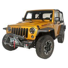 Boulder Package; 07-16 Jeep Wrangler JK