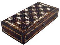 inlaid Backgammon & Chess Boxes - Google Search