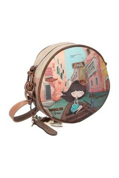 Anekke / Different. Santorini, Saddle Bags, Dolls, Scrappy Quilts, Baby Dolls, Puppet, Doll, Baby, Santorini Caldera