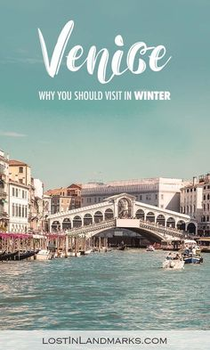Venice in winter – romantic or just wet Winter is a great time for a short break to Venice as it's much quieter. There's carnival to enjoy too. Here's some tips and things to do in Venice in winter. Cool Places To Visit, Places To Travel, Travel Destinations, Winter Destinations, Positano, Backpacking Europe, Venice In Winter, Naples, Italy Travel Tips