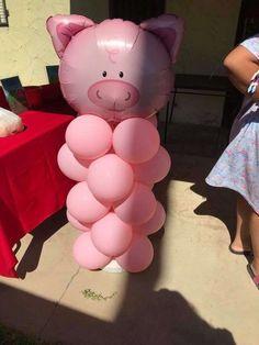Farm 2nd Birthday Party