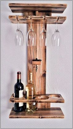 120 easy and stunning diy wood projects ideas for decorate your home 132 | Hometwit.com
