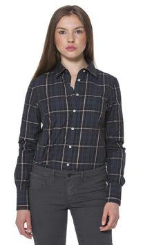Camicia Donna Fred Perry (BO-31213262 0032) colore Nero