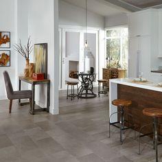 Meridian Vinyl Flooring Bathroom, Luxury Vinyl Tile Flooring, Vinyl Plank Flooring, Kitchen Flooring, Mannington Flooring, Flooring Options, Flooring Ideas, Diy Flooring, Waterproof Flooring